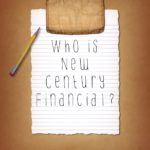 Sued By New Century Financial Services, Inc., In New York or New Jersey?