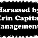 Harassed by Collection Agency Erin Capital Management, LLC in New York or New Jersey?