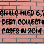 Debt Buyer CACH LLC Filed 6,721 New York Debt Collection Cases In 2014