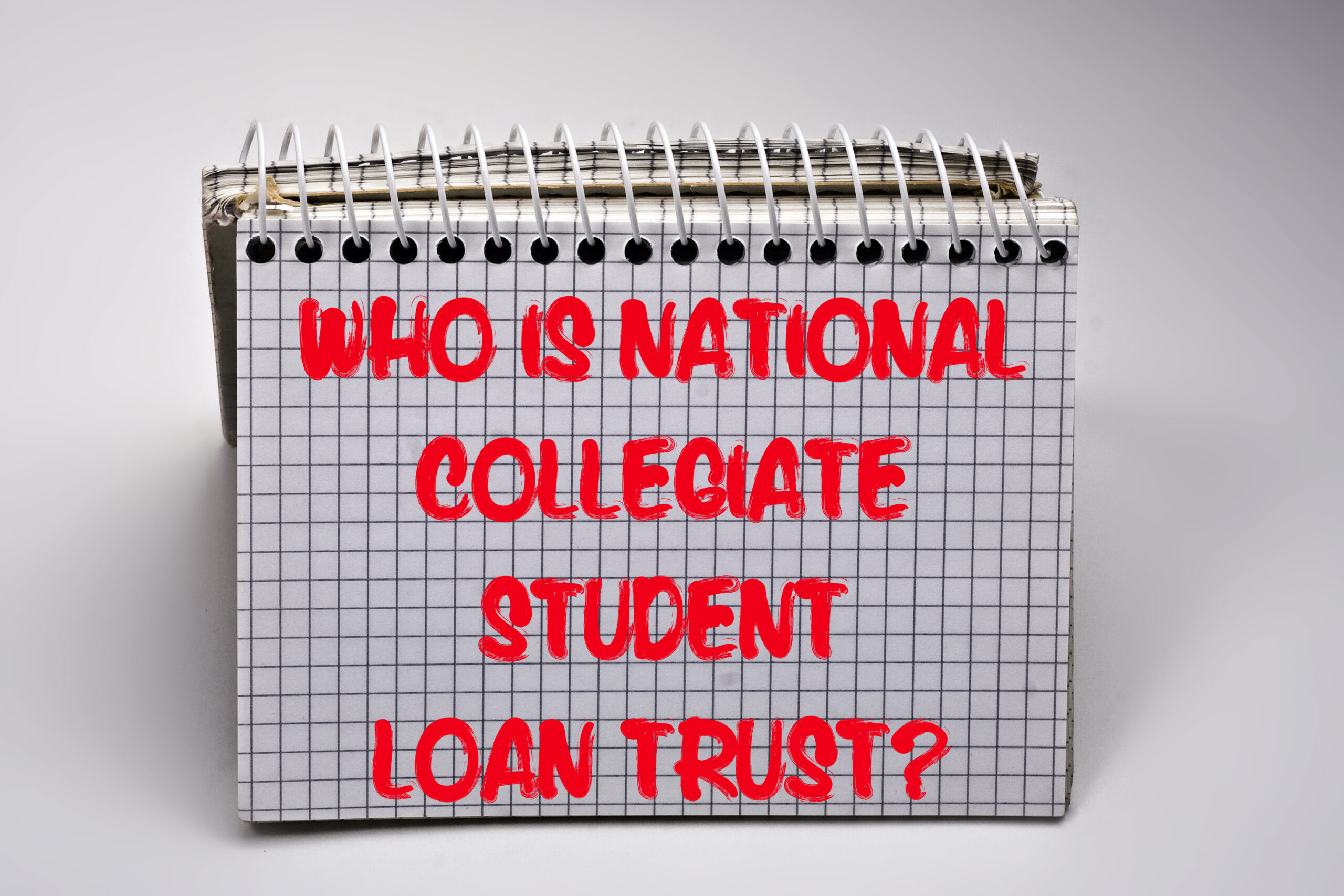 Favorable Settlement with National Collegiate Student Loan Trust ...