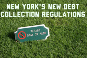 A Nickel Tour of New York's New Debt Collection Rules