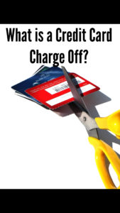 What is a Credit Card Charge Off??