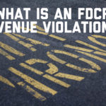 What is an FDCPA Venue Violation?