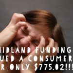 How Much is Too Little for Midland Funding to Sue on?