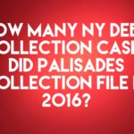 Junk Debt Buyer Palisades Collection, LLC Filed No New Debt Collection Cases In 2016?