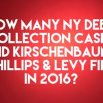 NY Debt Collection Law Firm Kirschenbaum Phillips & Levy, PC Filed 1,032 Debt Collection Cases In 2016