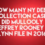 NY Debt Collection Law Firm Mullooly Jeffrey Rooney & Flynn LLP Filed 6,915 Debt Collection Cases In 2016