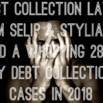 Debt Collection Law-Firm Selip & Stylianou Filed a Whopping 28,939 NY Debt Collection Cases In 2018