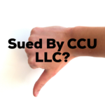 Sued By CCU LLC In New York or New Jersey?